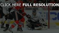 chicago blackhawks tormann hockey anaheim ducks