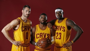 anderson varejao kyrie irving cleveland cavaliers kevin love