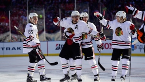nhl chicago blackhawks blackhawks