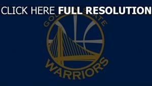 golden state warriors auckland basketball logo