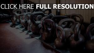 crossfit eisen sport gewicht