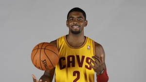 cleveland cavaliers basketball nba kyrie irving
