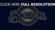 brewers baseball milwaukee brewers logo