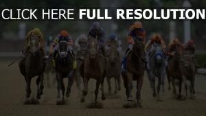 kentucky derby rennen pferd