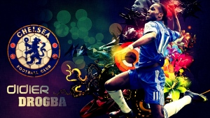 fußball logo chelsea didier drogba