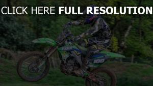 motocross wettkampf motorrad rennfahrer