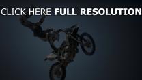 stunt motorrad motorradfahrer sport springen