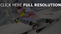 sport skirennfahrer lindsey vonn