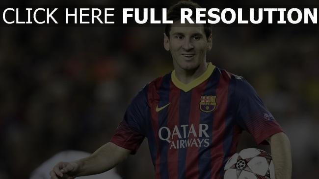 hd hintergrundbilder grandola lionel messi fußball barcelona