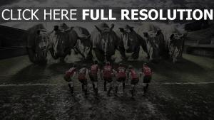 team rugby rhinos dreck feld