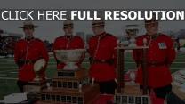 fußball kanada meisterschaft vanier cup