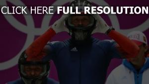 xxii olympischen winterspiele alexandr zubkov sochi 2014 champion bobfahren