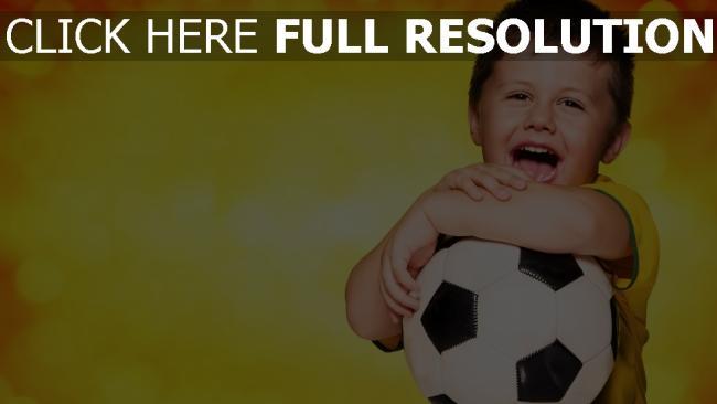 hd hintergrundbilder fifa fußball brasilien ball fan kind