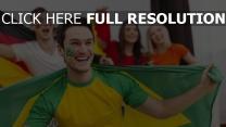 fifa meisterschaft flagge weltcup fußball brasilien