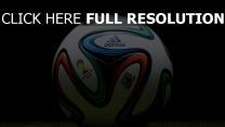 ball weltcup adidas fußball brazuca