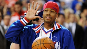 besiktas nba basketball allen iverson philadelphia 76ers