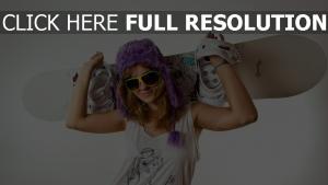 sport mädel skateboard ausrüstung