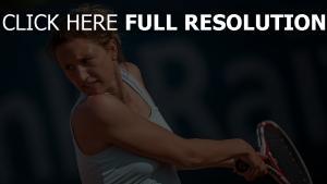 klara koprivova sportler tennis mädel tennisspieler