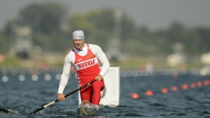 weltmeister ivan shtyl kanute sprinter ruderer