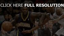 basketball ball sport lance stephenson spiel