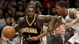 basketball ball sport lance stephenson spiel
