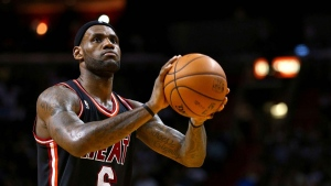 nba miami heat basketball lebron james