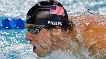 michael phelps the baltimore bullet athlet schwimmer