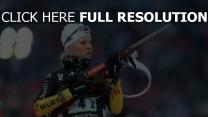 biathlon meister deutschland skifahrer miriam gössner