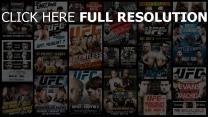 ufc kämpfer mma mixed martial arts
