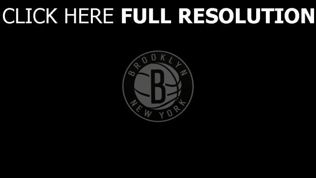 hd hintergrundbilder new york nba netze usa brooklyn brooklyn nets