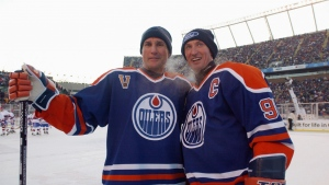 wayne gretzky paul coffey edmonton oilers hockey