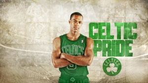 basketball celtics rajon rondo boston nba