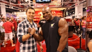 bodybuilder mr olympia ronnie coleman