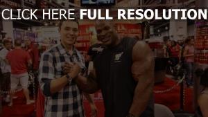 bodybuilder mr olympia ronnie coleman