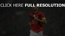 fußball manchester united ryan giggs regen
