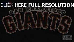 san francisco giants logo baseball-club