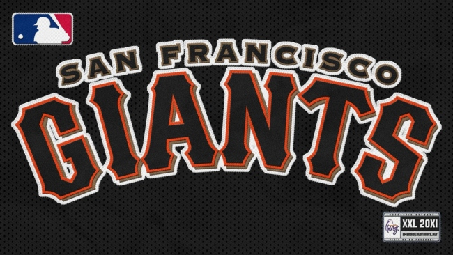 hd hintergrundbilder san francisco giants logo baseball-club