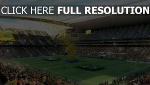 sao paulo fußball brasilien stadion