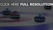olympischen winterspiele sport curling
