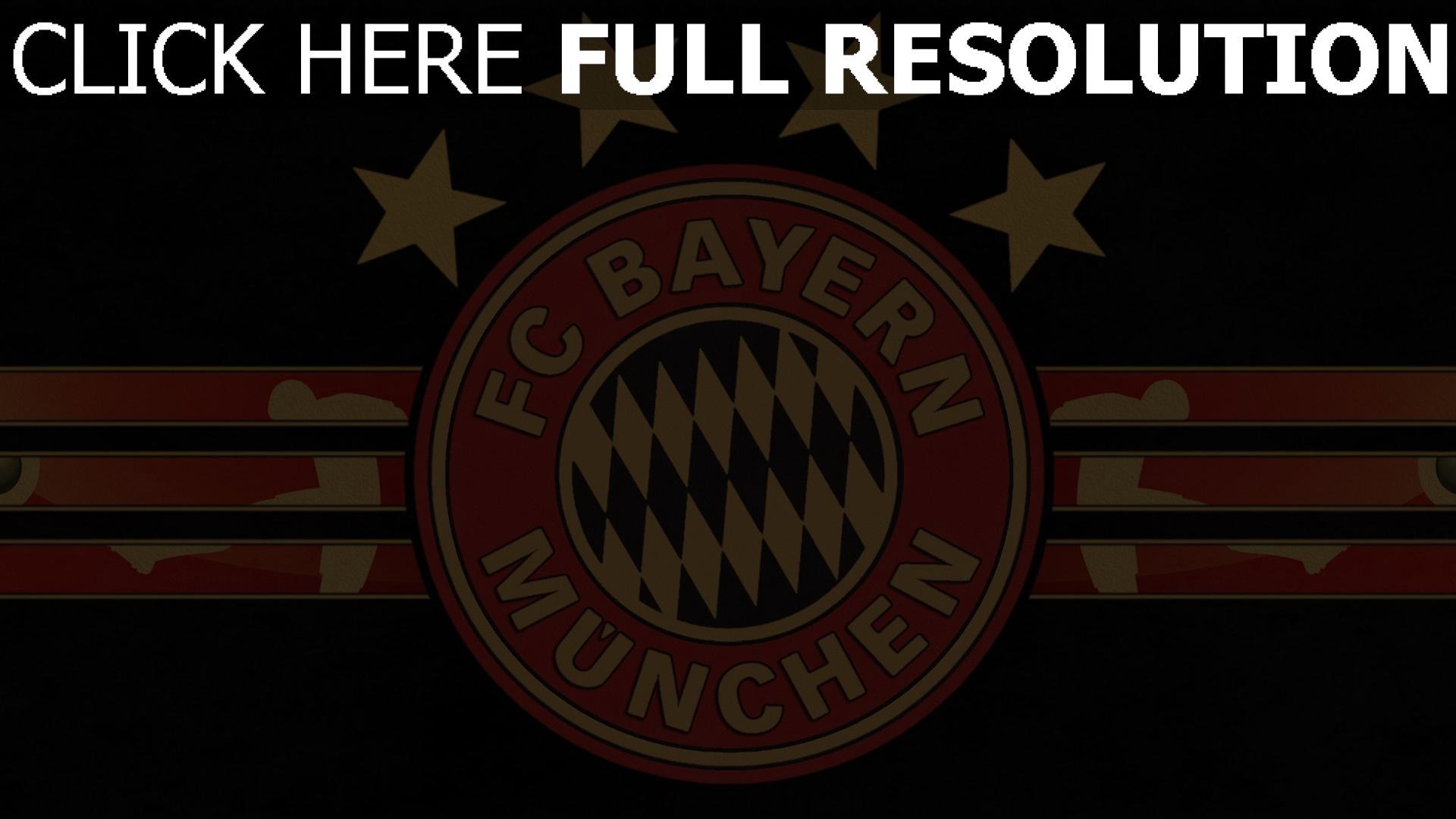 hd hintergrundbilder club fc bayern münchen deutschland fußball sport 1920x1080