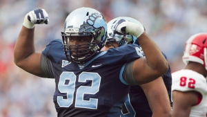all-american sylvester williams amerikanischer fußball north carolina