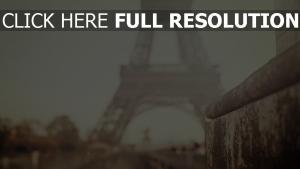 eiffelturm paris frankreich stadt