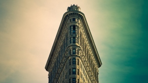 flatiron gebäude manhattan new york