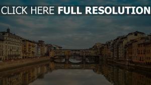 italien florenz ponte vecchio