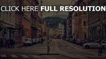 österreich architektur straße stadt innsbruck