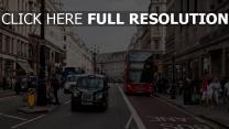 straße menschen bus die architektur halt verkehr london gebäude
