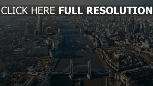 höhe himmel wolkenkratzer gebäude london