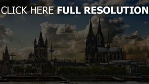 köln sterben architektur gebäude deutschland