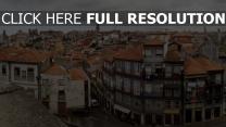 porto alte stadt portugal