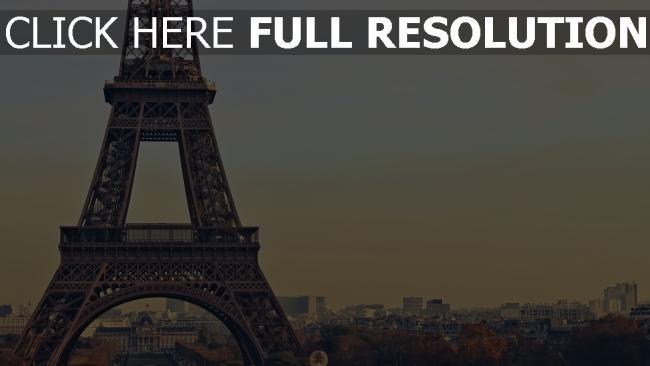 hd hintergrundbilder frankreich eiffelturm paris